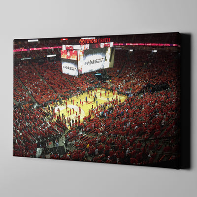 The Showroom Arena Canvas set - Canvasist