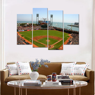 The Bell Arena Canvas Set - Canvasist