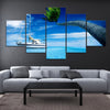 Beach dreams  Canvas Set - Canvasist