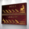 Boss vs Leader 2 - Canvasist