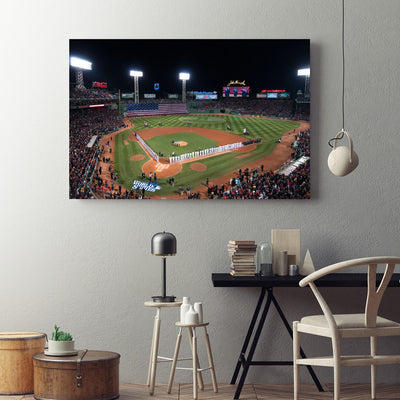 Boston Red Sox Canvas Set - Canvasist
