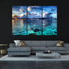Calm waters Canvas Set - Canvasist