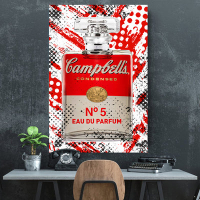 Campbell Coco Art - Canvasist