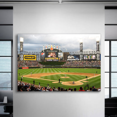 The ChiSox Stadium 2 Canvas Set - Canvasist