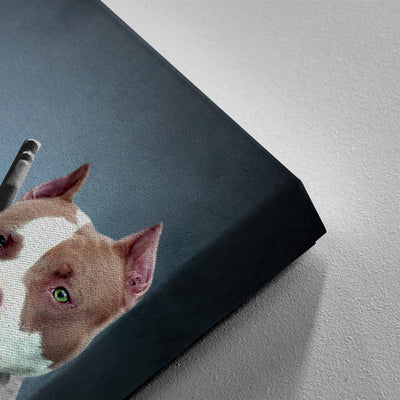 Dognamic Duo Pet Canvas - Canvasist
