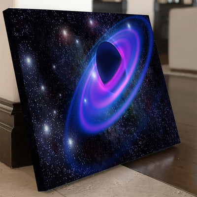 Cosmic Planet Space Canvas Set - Canvasist