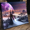 Cradle of Time and Space Canvas Set - Canvasist
