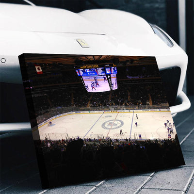 World Most Famous Arena NY Canvas Set - Canvasist