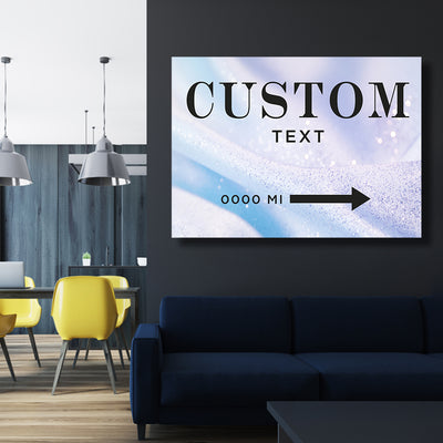 Custom Couture Classy Sign - Canvasist