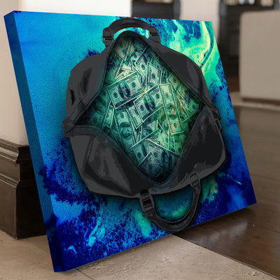 Dollar Bag Canvas Set - Canvasist