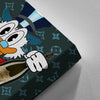 McDuck Celebration Canvas - Canvasist
