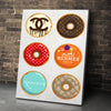 Fashion Donuts Portrait - Canvasist