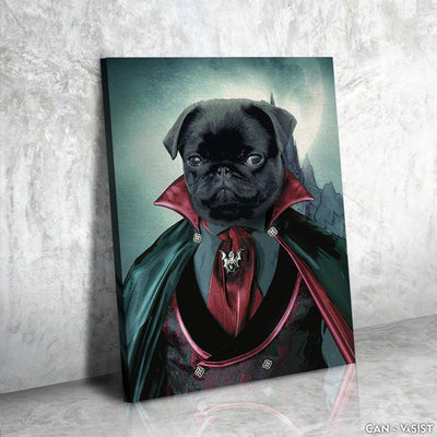 Bloodhound Pet Canvas