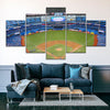 The Bluebirds Home Stadium 2 Canvas Set - Canvasist