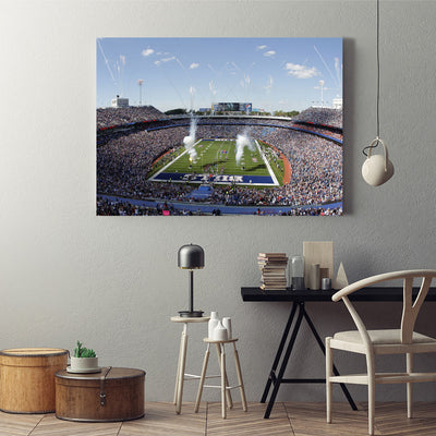 The Rockpile (3) Stadium Canvas Set - Canvasist