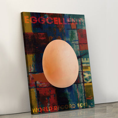 One Egg is Enough - Canvasist