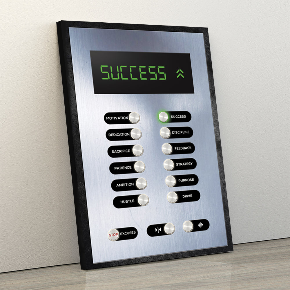 Elevator to Success - Canvasist
