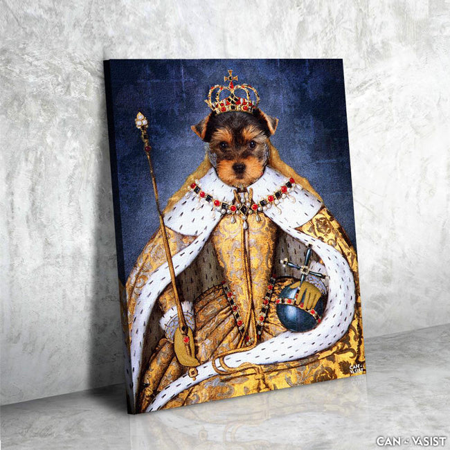 Empress Pet Canvas - Canvasist