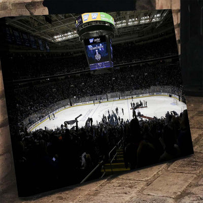 Shark Tank Stadium Canvas Set - Canvasist