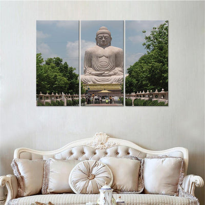 Buddha Serenity Canvas Set - Canvasist
