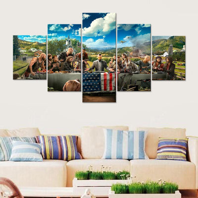 Far Cry Canvas Set - Canvasist