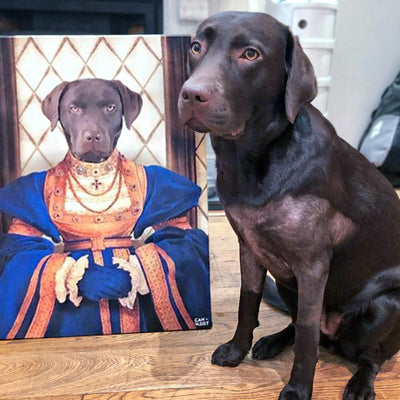 Duchess Pet Canvas
