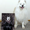Khaleesi Pet Canvas - Canvasist