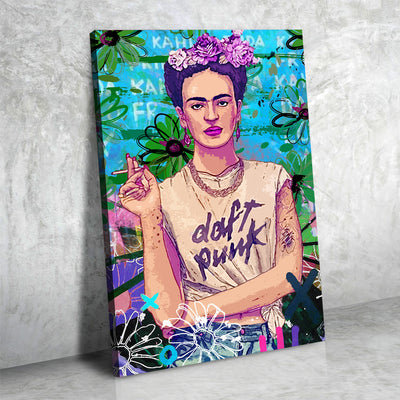 Frida Art - Canvasist