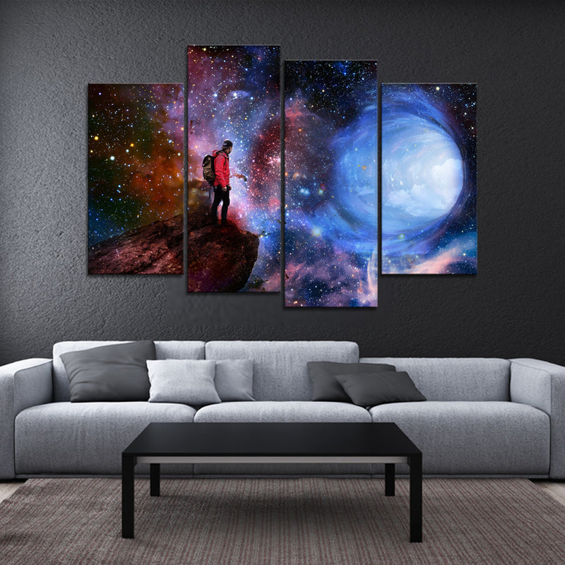 Reach the Unknown Canvas Set - Canvasist
