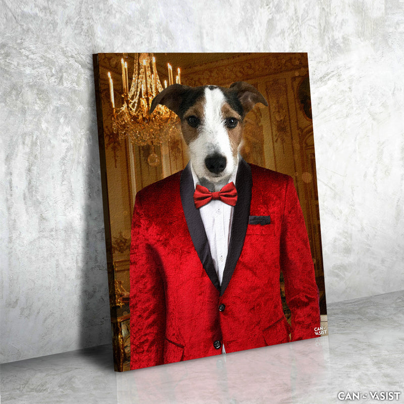 Gentlepet dog Pet Canvas - Canvasist