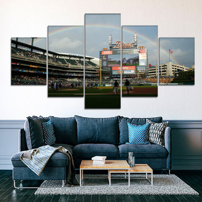 The Tiggs Stadium 2 Canvas Set - Canvasist