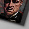 Marlon Brando The Godfather Canvas Set - Canvasist