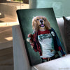 How'ley Quinn Pet Canvas - Canvasist