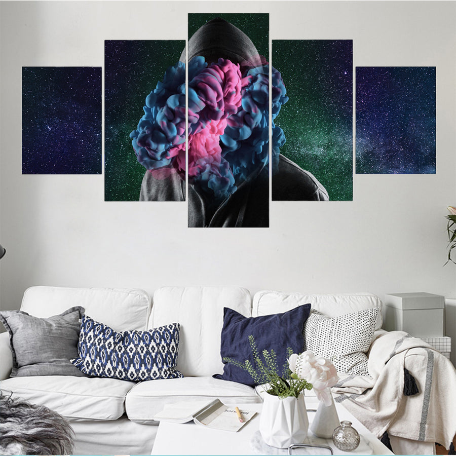 Lost In Space Canvas Set - Canvasist