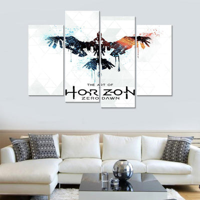 Horizon Zero Dawn Canvas Set - Canvasist