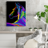 Modern Horse Art - Canvasist