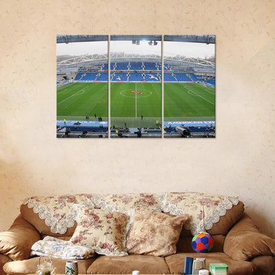 The Amex Stadium Canvas Set - Canvasist