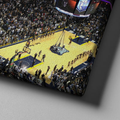 The Grindhouse Arena Canvas set