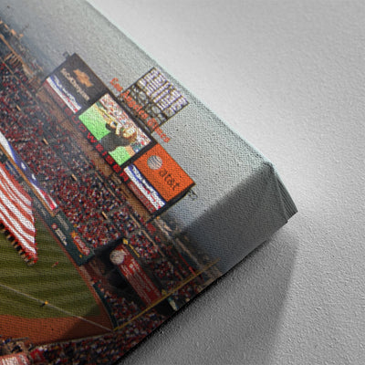 The Halos Stadium Canvas Set