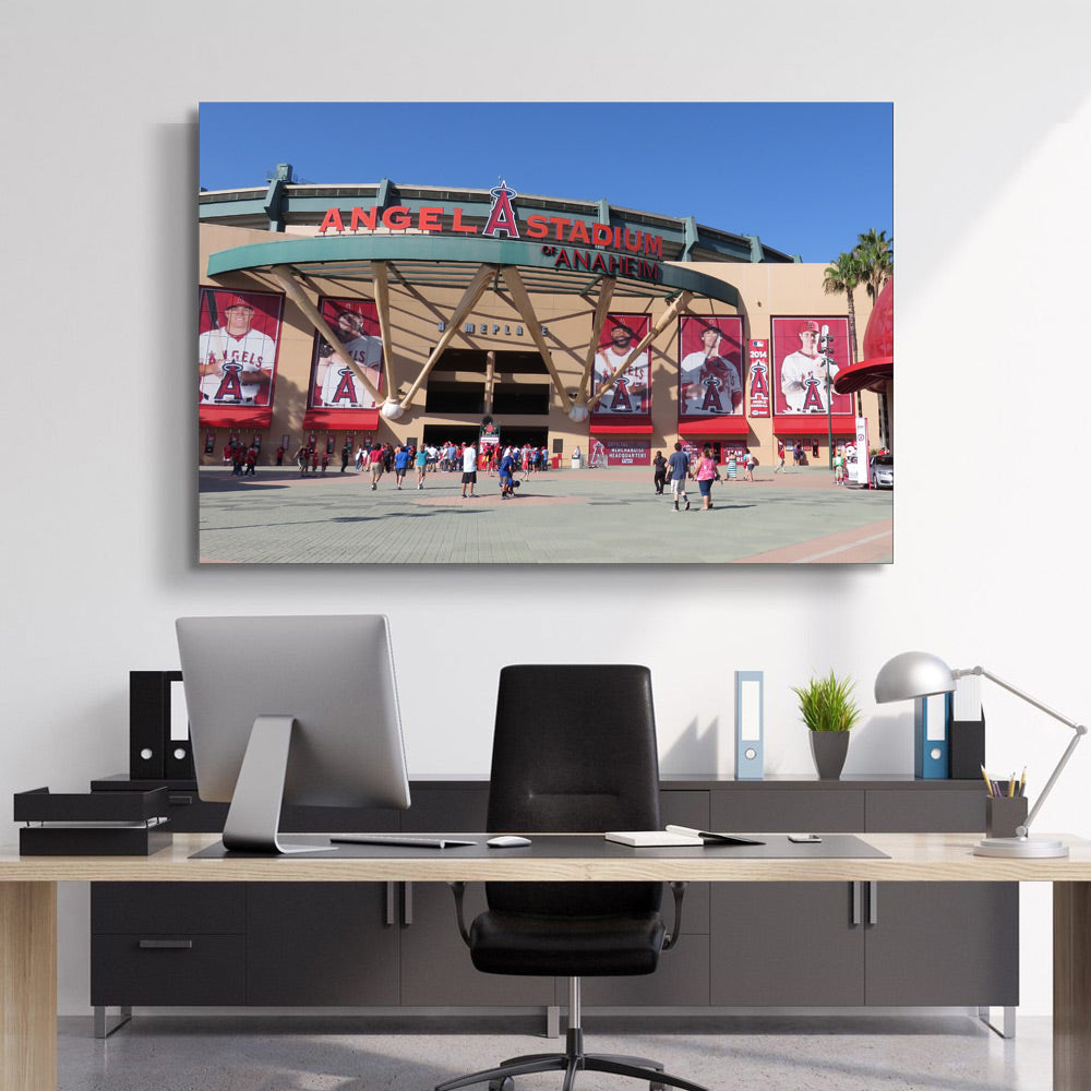 The Halos Canvas Set