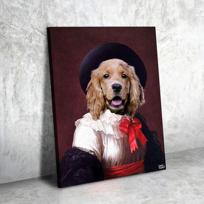 Countess Pet Canvas - Canvasist
