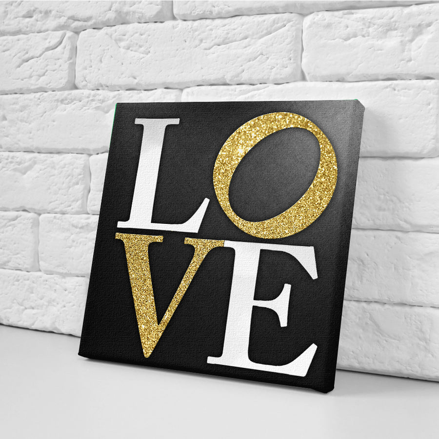 Love Canvas Art - Canvasist