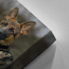 Marine Special Force  Pet Canvas