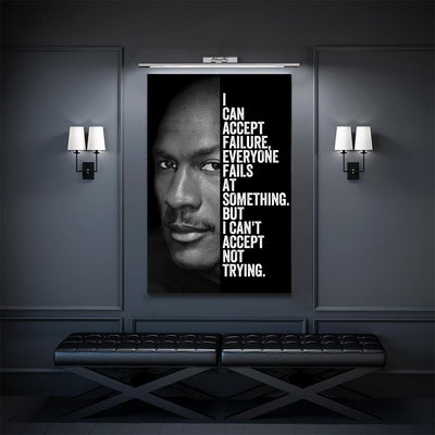 Michael Jordan - Canvasist