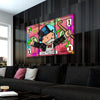Monopoly Dollar Canvas Set - Canvasist
