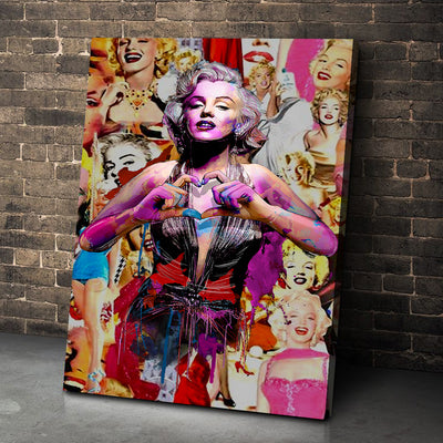 Iconic fashion icon Art - Canvasist