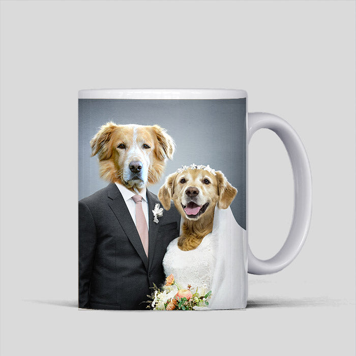 Married Couple Pet Mug