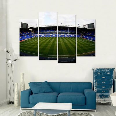 Lilywhites Stadium Canvas Set - Canvasist