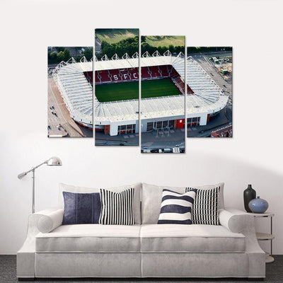 The Potters Stadium (2) Canvas Set