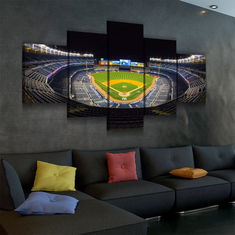 The Yanks Stadium Canvas Set